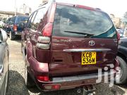 Toyota Land Cruiser Prado 2007 Red | Cars for sale in Nairobi, Nairobi Central