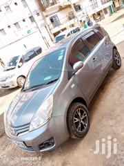 Nissan Note 2010 1.4 Gray | Cars for sale in Embu, Central Ward