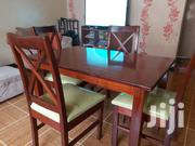 Dining Table With 4 Chairs | Furniture for sale in Nairobi, Nairobi West