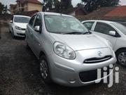 Nissan March 2012 Silver   Cars for sale in Nairobi, Kilimani