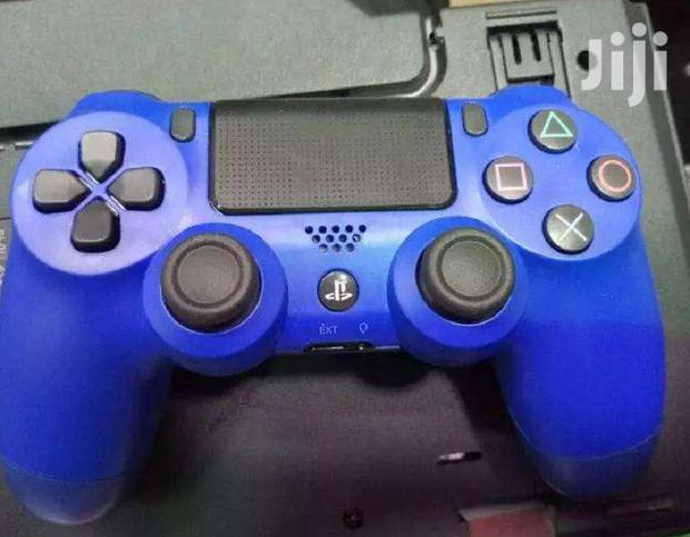 Sony PS4 Pad Dual Shock 4 - Wireless Controller - Black.