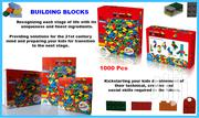 Lego-Like Building Blocks- 1000 Pcs (Compatible With Majority B-Block) | Toys for sale in Nairobi, Nairobi Central