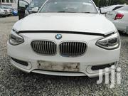 BMW 116i 2012 White | Cars for sale in Mombasa, Shimanzi/Ganjoni