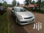 Nissan Skyline 2003 Silver | Cars for sale in Nairobi, Nairobi Central