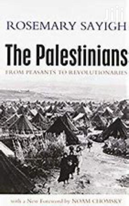 The Palestinians-rosemary Sayigh