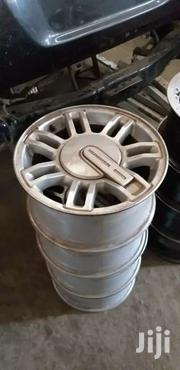 "Set Of 4 Hummer 16""Inch Rims In Immaculate Condition"""" 