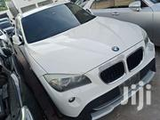 BMW X1 2012 White | Cars for sale in Mombasa, Tudor