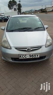 Honda Fit 2008 Silver | Cars for sale in Nairobi, Nairobi Central