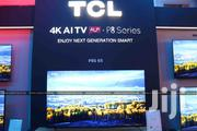 TCL 50'' 4K Ultra HD Android TV 50P8M – Black 2019 | TV & DVD Equipment for sale in Nairobi, Nairobi Central