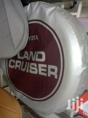 Toyota Land Cruiser Spare Wheel Covers | Vehicle Parts & Accessories for sale in Nairobi, Nairobi Central