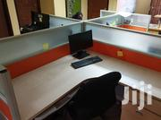 4 Way Work Station And 3 Seater Link Chair | Furniture for sale in Nairobi, Lavington