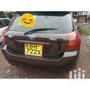 Toyota Allex 2007 Brown | Cars for sale in Kajiado, Ongata Rongai