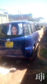 Toyota Sienta 2007 Blue | Cars for sale in Nyeri, Karatina Town
