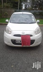 Nissan March 2011 White | Cars for sale in Nairobi, Kahawa