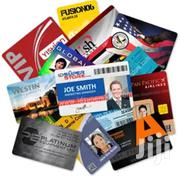 Staff Cards Printing And Designing | Other Services for sale in Nairobi, Nairobi Central