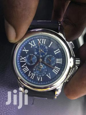 Mechanical Montblanc Gents Watch