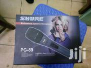 Shure Microphone | Audio & Music Equipment for sale in Homa Bay, Mfangano Island