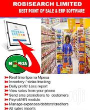 ERP/ Point Of Sale Software For Retailers | Store Equipment for sale in Nairobi, Ngara