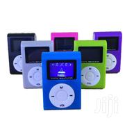 MP3 Player With Micro SD Camini USB Port Digital Music Player | Audio & Music Equipment for sale in Nairobi, Nairobi Central
