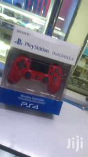Ps 4 Controller Red. | Video Game Consoles for sale in Nairobi, Nairobi Central