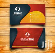 Business Cards Printing | Other Services for sale in Nairobi, Nairobi Central