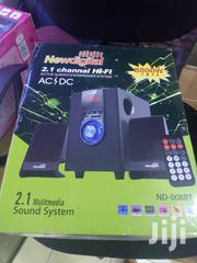 2.1channel Hi- Fi Ac/DC Multimedia Sound System | Audio & Music Equipment for sale in Nairobi, Nairobi Central