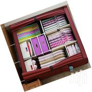 A Portable Wooden Frame Wardrobe. | Furniture for sale in Nairobi, Kayole Central