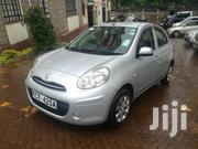 Nissan March 2012 Silver | Cars for sale in Nairobi, Karura