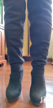 Thigh High Boots - Slightly Used | Shoes for sale in Nairobi, Westlands