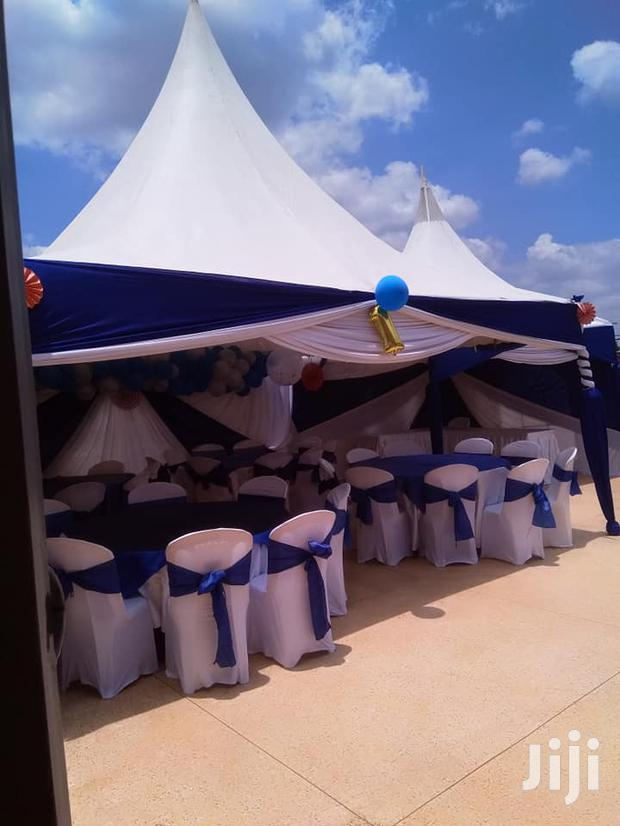 Archive: Smart New Tents,Tables,Chairs And Decor For Hire