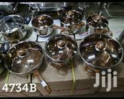 12pcs Stainless Steel Cooking Pots | Kitchen & Dining for sale in Nairobi, Nairobi Central