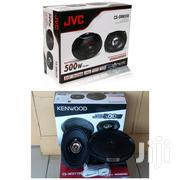 """JVC Cs-dr6930 500W Peak (70W Rms) 6X9"""" 3-way 