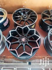 """Harrier/Lexus/Forester/Mark X/Crown Rims Set Size 17"""" 