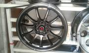 """Charcoal Black Subaru Rims Size 17""""Inch 