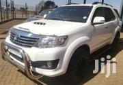 Toyota Fortuner 2012 White | Cars for sale in Nairobi, Parklands/Highridge