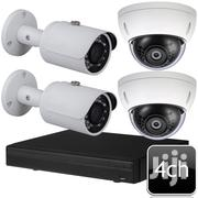 Daua Hik Vision IP CCTV Cameras 2mp Complete Kit On Special Offer | Security & Surveillance for sale in Nairobi, Nairobi Central