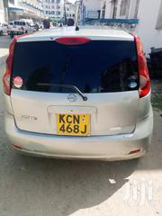 Nissan Note 2011 Silver | Cars for sale in Mombasa, Shanzu