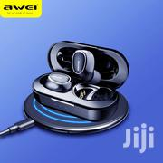 Awei T6mini TWS In Ear Wireless Bluetooth Earbuds Waterproof With Mic | Headphones for sale in Nairobi, Nairobi Central