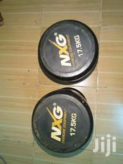NXG Rubber Dumbbell Pair 17.5kg | Sports Equipment for sale in Nairobi, Zimmerman