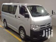 Toyota HiAce 2011 Silver | Buses & Microbuses for sale in Nairobi, Parklands/Highridge