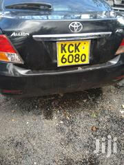 Toyota Allion 2012 Black | Cars for sale in Kiambu, Kabete