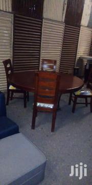 Six Seater Round Dinning Table | Furniture for sale in Nairobi, Ngando