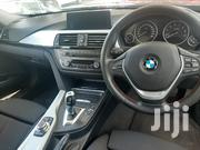 BMW 320i 2012 Black | Cars for sale in Mombasa, Shimanzi/Ganjoni