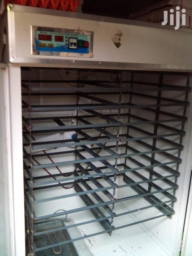Archive: Fully Automatic Incubator, Capacity 3520 Eggs