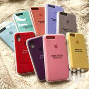 Silicon iPhone Covers All iPhones 5s, 6, 6S, 6S Plus, 7, 8 Plus, X XR | Accessories for Mobile Phones & Tablets for sale in Nairobi, Nairobi Central