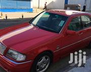 Mercedes-Benz C220 1998 Red | Cars for sale in Mombasa, Majengo