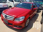 Mercedes-Benz C200 2012 Red | Cars for sale in Mombasa, Shimanzi/Ganjoni