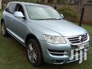 Volkswagen Touareg 2008 3.0 V6 TDi Automatic Blue | Cars for sale in Nairobi, Westlands