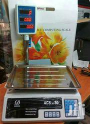 ACS-30 Digital Price Computing Scale | Store Equipment for sale in Nairobi, Nairobi Central
