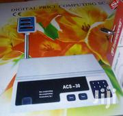 Acs-30 Digital Computing Price Scale. | Store Equipment for sale in Nairobi, Nairobi Central